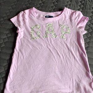 Girls Gap T-Shirt - M